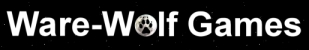 Ware-Wolf Games